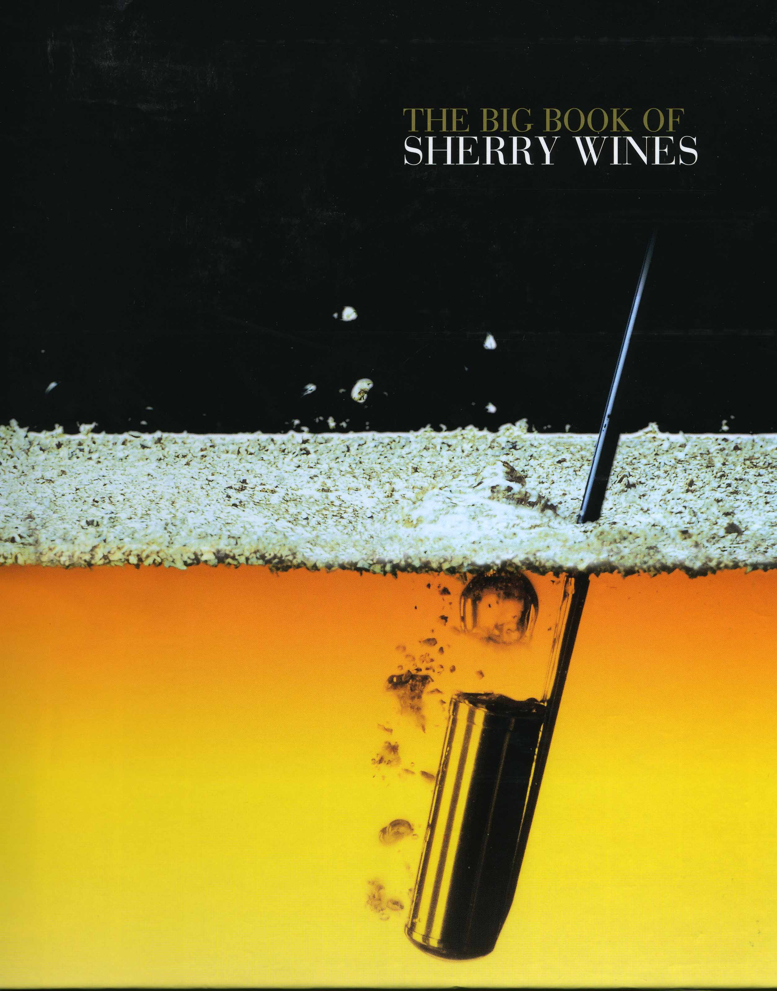 Big Book of Sherry Wines - Cesar Saldaña