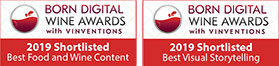 Born Digital Wine Awards 2019