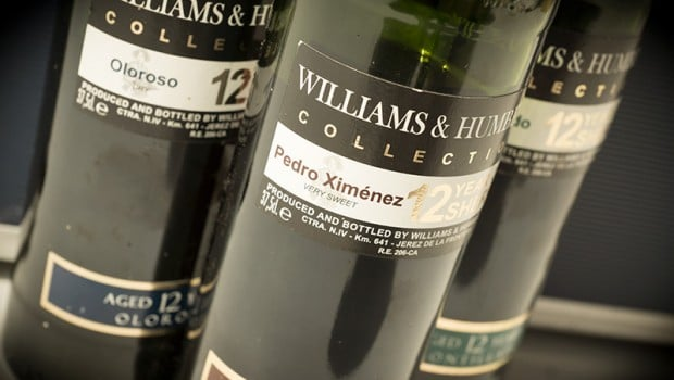 Pedro Ximénez: Collection P.X. 12 years (Williams & Humbert)