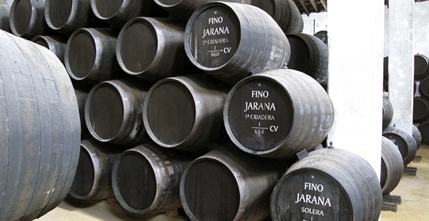 Background: The Solera system: ageing sherry