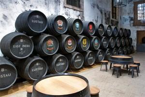 Lustau sherry