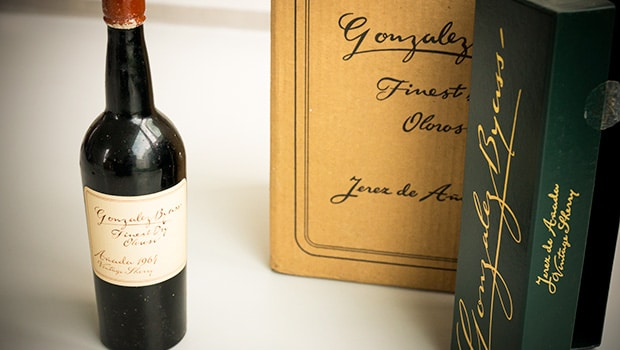 Background: Vintage sherry (Añada)
