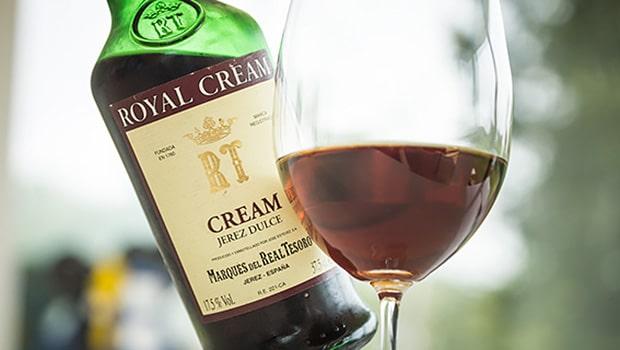 Marques del Real Tesoro - Royal Cream