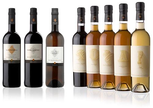 Fernando de Castilla - Classic and Antique sherry range