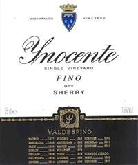 Fino Inocente (Valdespino)