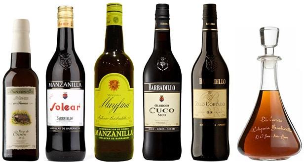 Barbadillo sherry range - Solear Manzanilla, Cuco, Mufina, Solear En Rama