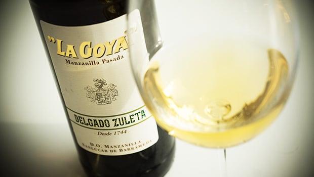 Manzanilla: La Goya (Delgado Zuleta)