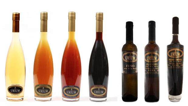 Bodegas Urium sherry