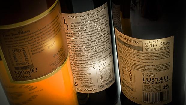 Background: Sherry bottling codes
