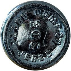 Old bottle - bottling date