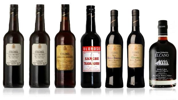 Gutierrez Colosia sherry range