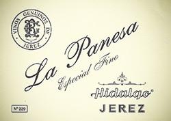 Especial Fino La Panesa - Hidalgo