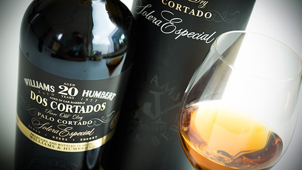 Palo Cortado: Dos Cortados VOS (Williams & Humbert)