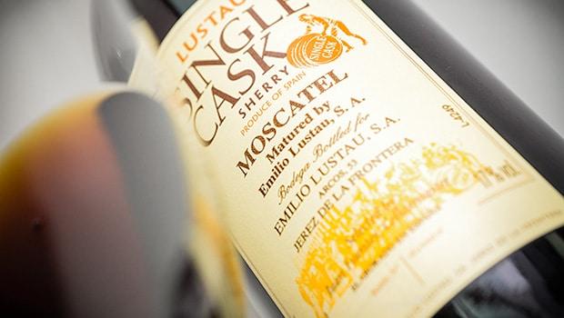 Moscatel: Moscatel Single Cask (Lustau)