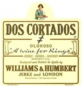 Williams & Humbert Dos Cortados