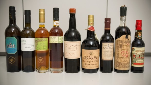 News: Fulldram's ultimate sherry tasting