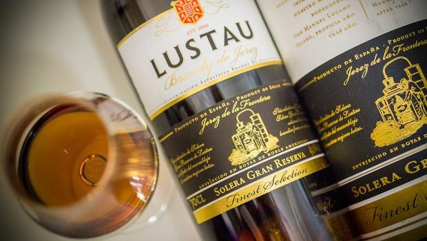 Brandy: Brandy Solera Gran Reserva – Finest Selection (Lustau)