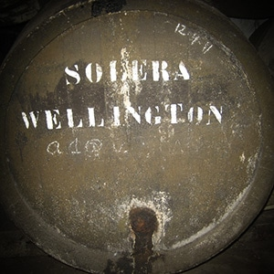 Wellington - Hidalgo sherry