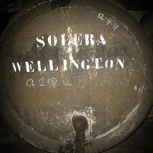 Wellington - Hidalgo sherry