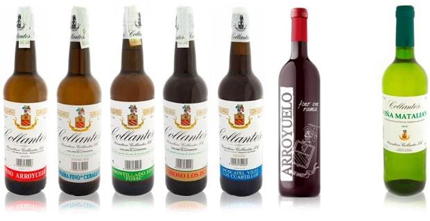 Primitivo Collantes - sherry / Chiclana
