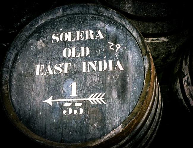 East India Solera