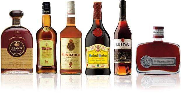 Brandy de Jerez - Sherry Brandy