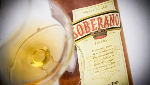 Brandy: Soberano Solera (González Byass)