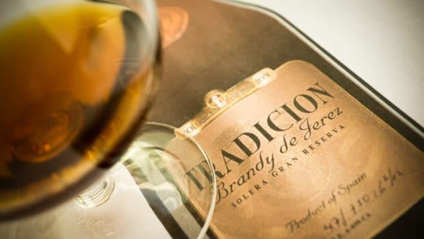 Brandy: Brandy Solera Gran Reserva (Tradición)