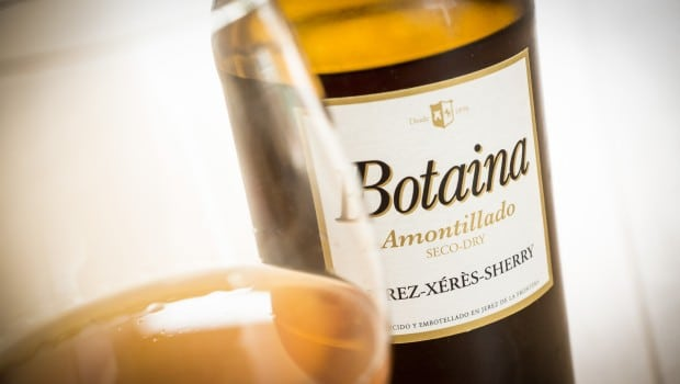 Amontillado: Botaina Amontillado (Lustau)
