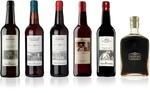 Bodegas Tradicion sherry