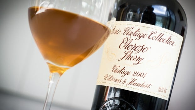 Oloroso: Oloroso 2001 Historic Vintage (Williams & Humbert)