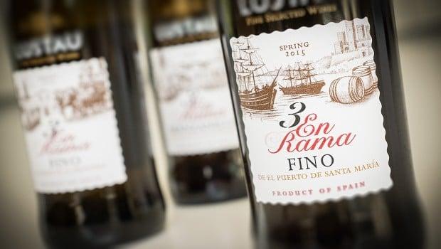 Fino: 3 En Rama 2015 – Fino El Puerto de Santa María (Lustau)