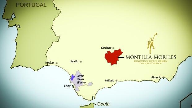 Background: Montilla-Moriles