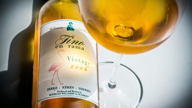 Fino: Fino En Rama – Vintage 2006 (Williams & Humbert)