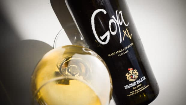 Manzanilla: Goya XL (Delgado Zuleta)