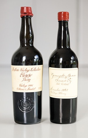 Jerezana bottle