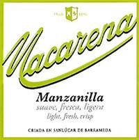Lustau - Manzanilla Macarena
