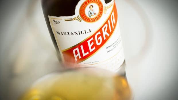 Manzanilla: Manzanilla Alegría (Williams & Humbert)
