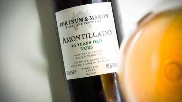 Amontillado: Amontillado VORS (Bodegas Tradición)