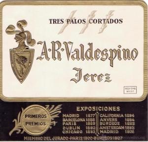 Tres Cortados - Valdespino