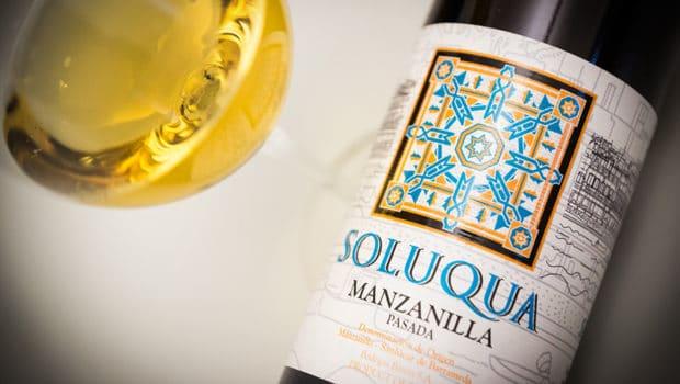 Manzanilla: Soluqua Manzanilla Pasada (Barón)