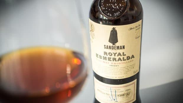 Amontillado: Royal Esmeralda Amontillado (Sandeman)