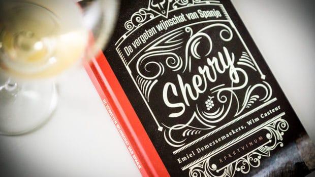 Books: Sherry – De vergeten wijnschat van Spanje