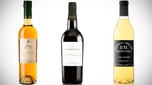 News: Fino and Manzanilla for which the vintage does matter