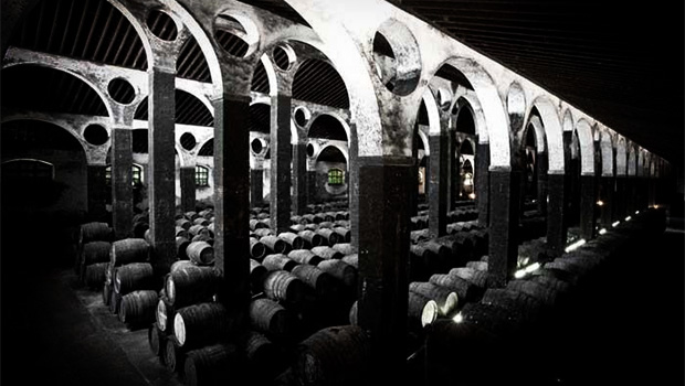 Background: The architecture of bodegas in Jerez