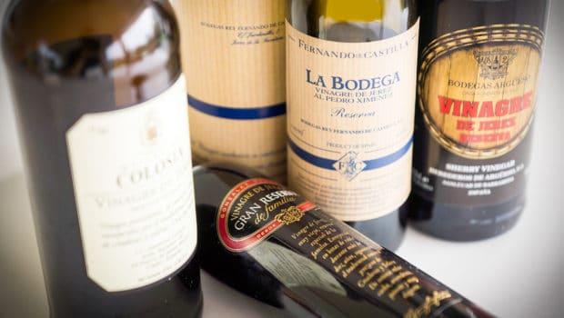Background: Sherry vinegar – Vinagre de Jerez