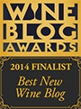 Wine Blog Awards 2014 Finalist