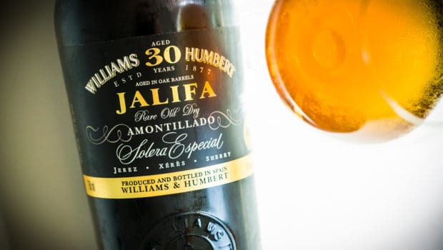 Amontillado: Amontillado Jalifa VORS (Williams & Humbert)