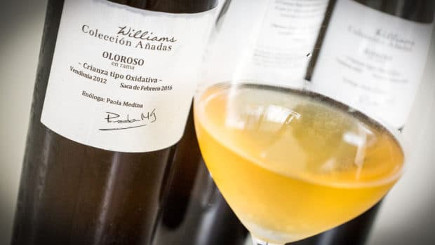 Oloroso: Oloroso En Rama 2012 (Williams & Humbert)