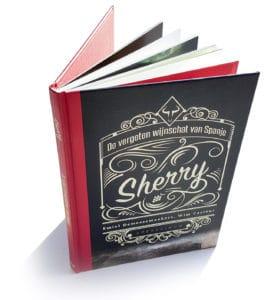 Sherry boek - Xpertvinum